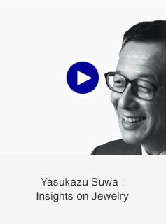 Yasukazu Suwa: Insights on Jewelry