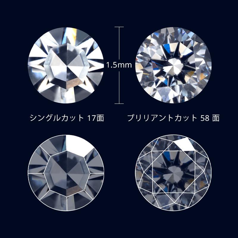 シングルカットダイヤモンド | SUWA | 品質